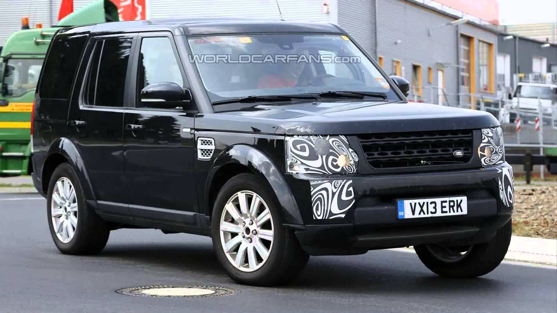 Land Rover Discovery 3 #18