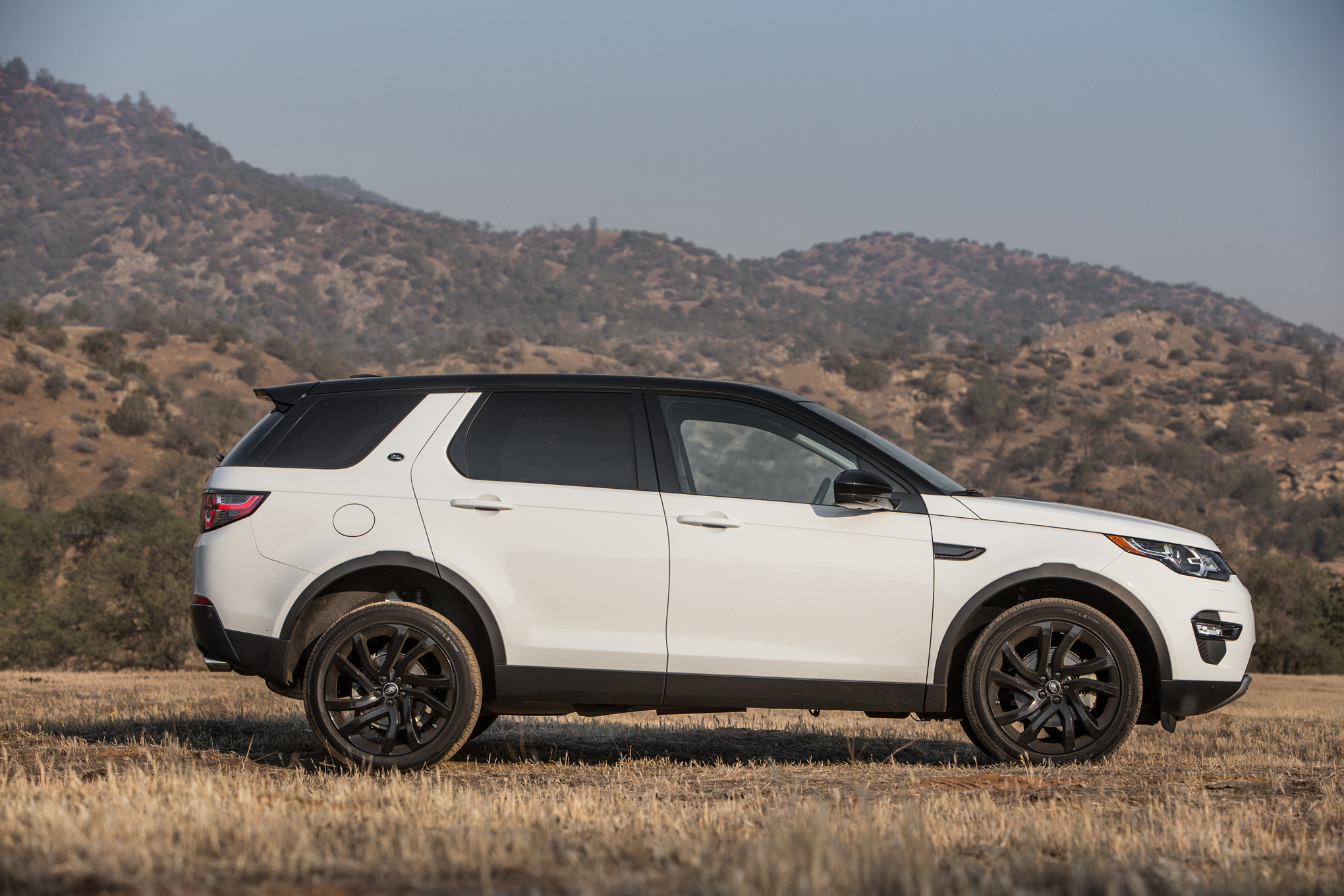 Land Rover Discovery Sport #17
