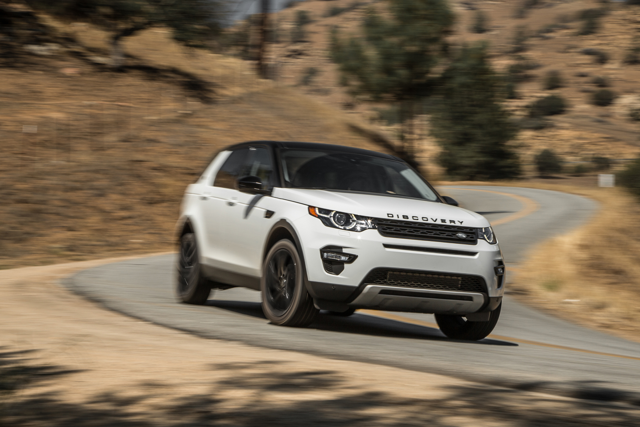 Land Rover Discovery Sport #21