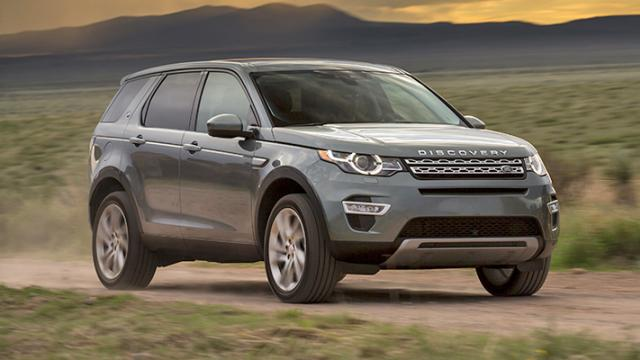 Land Rover Discovery Sport #19