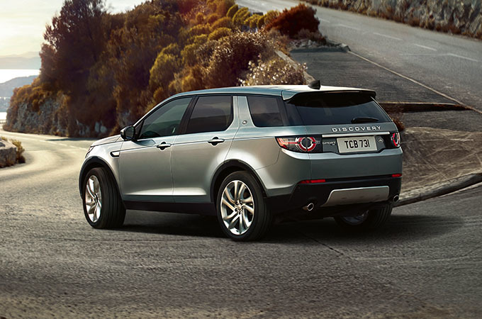 Land Rover Discovery Sport #18