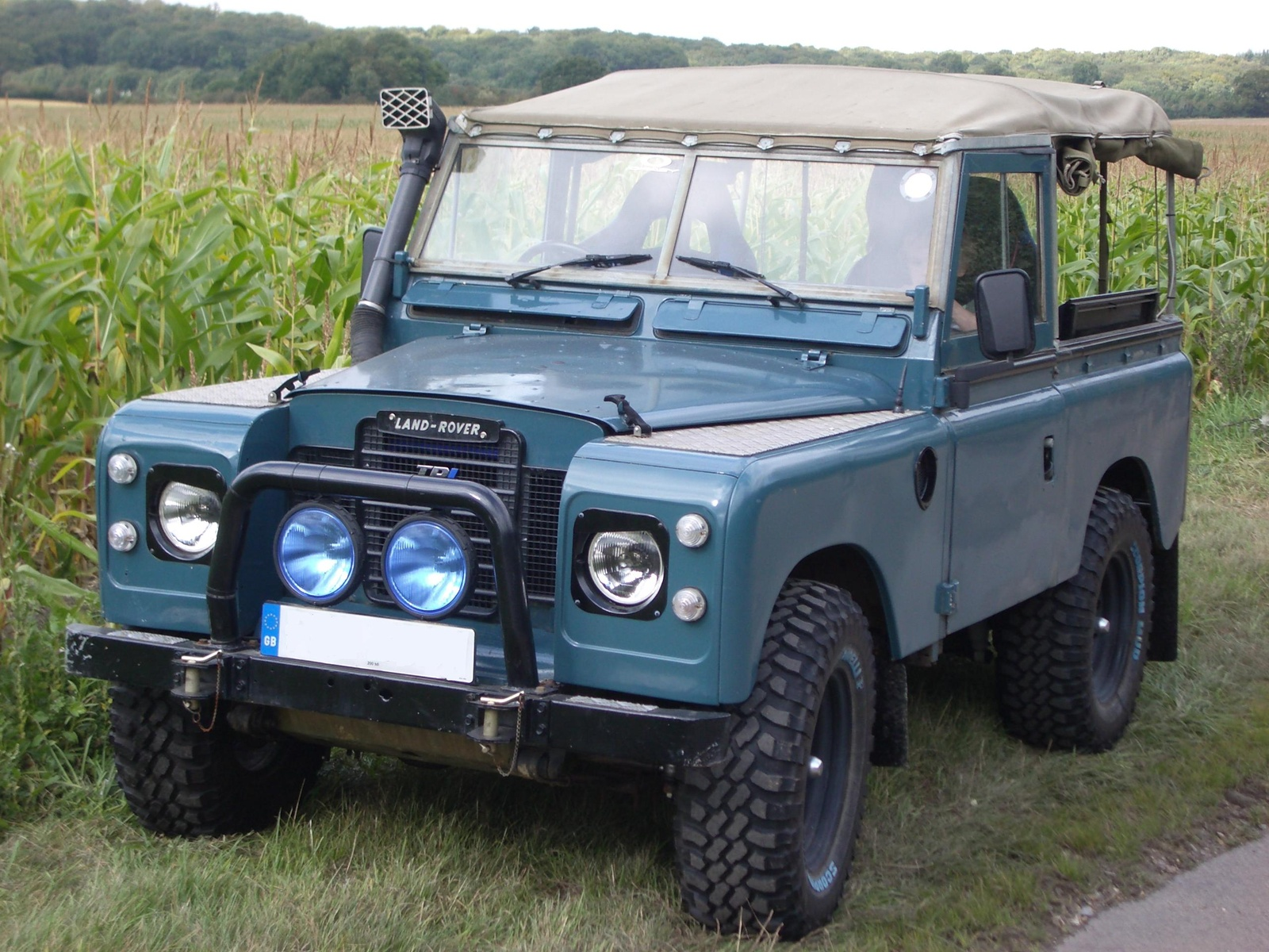 Land Rover Serie III #17