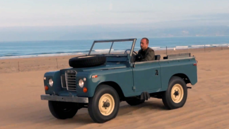 Land Rover Serie III #19