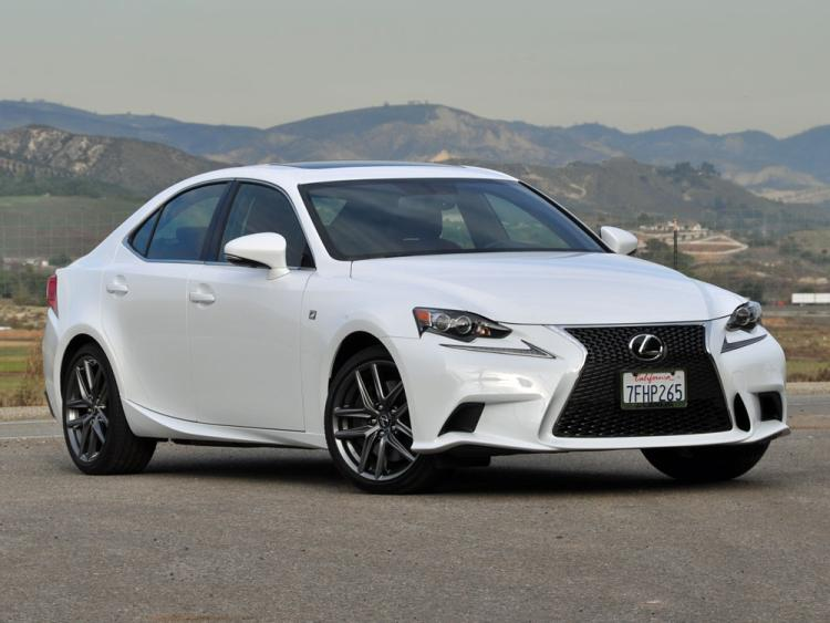 Lexus Is 350 #19