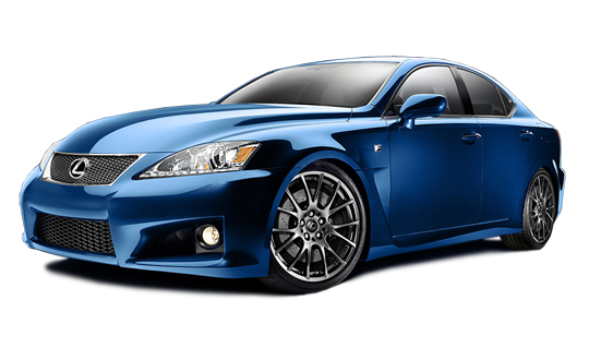 Lexus Is F #23