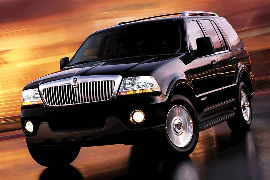 Lincoln Aviator #13