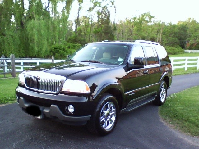 Lincoln Aviator #14