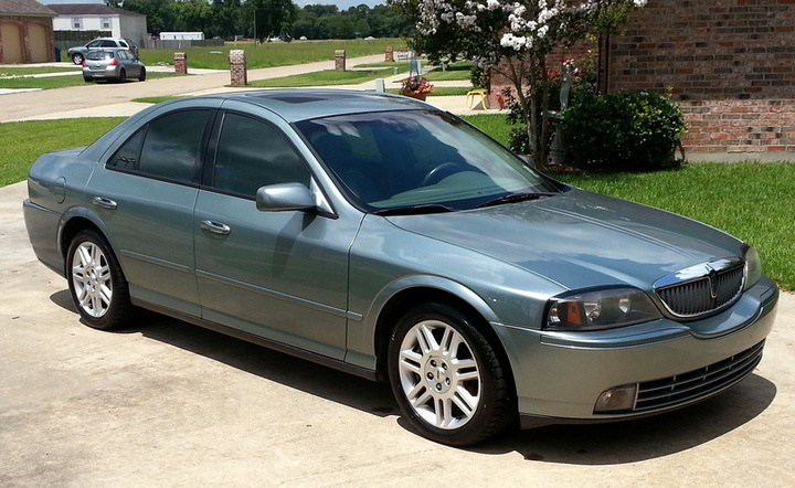 Lincoln Ls #21