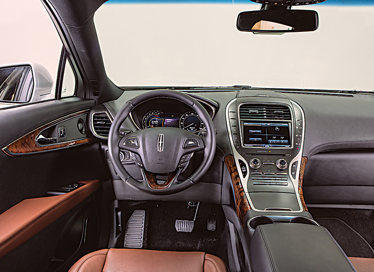 Lincoln Mkx #20