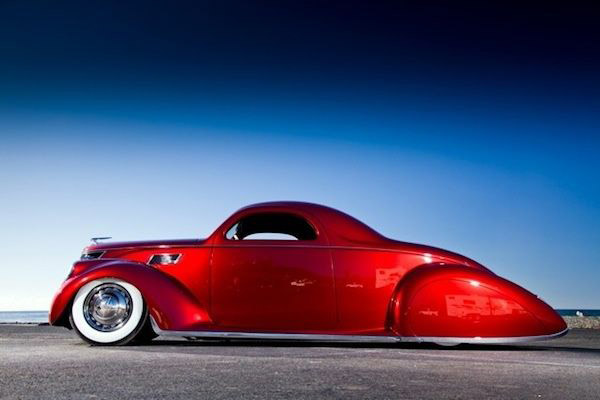 Lincoln Zephyr #19