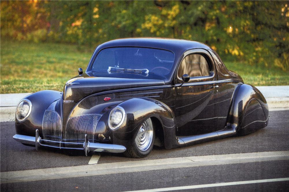 Lincoln Zephyr #20