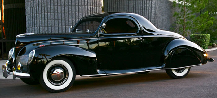 Lincoln Zephyr #14