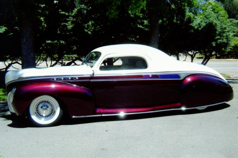 Lincoln Zephyr #17