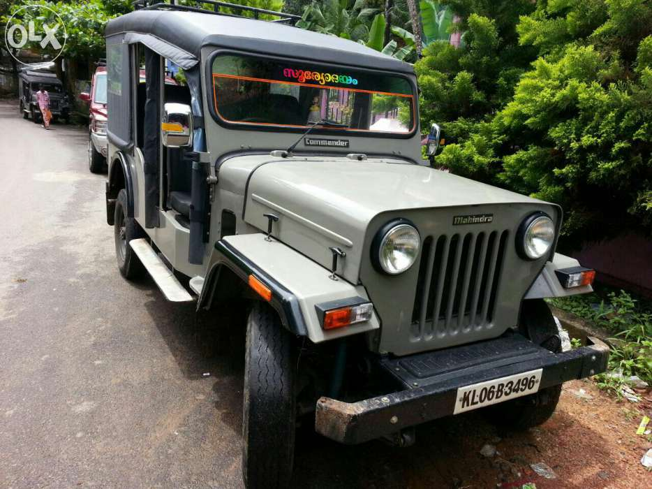 Mahindra Commander Photos Informations Articles Bestcarmag Com