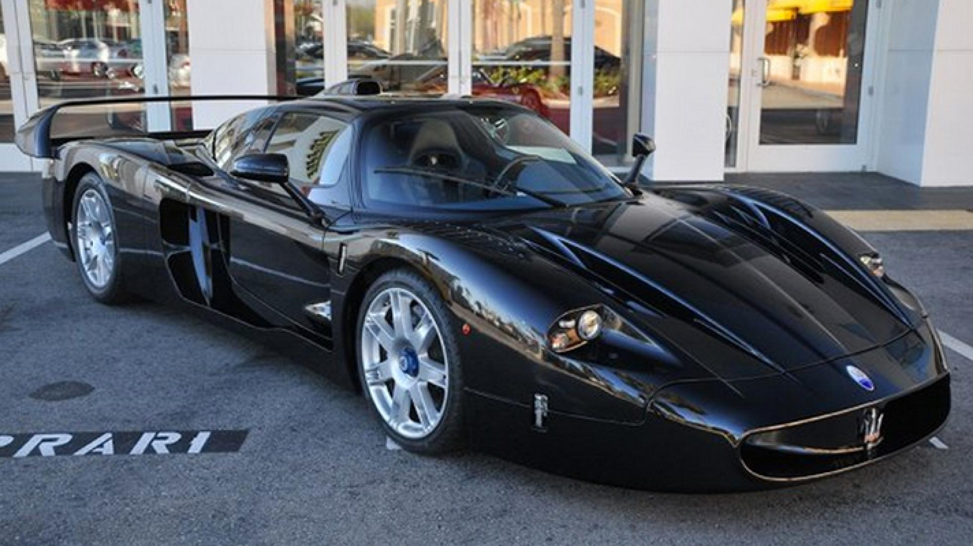 maserati mc12 photos informations articles. Black Bedroom Furniture Sets. Home Design Ideas