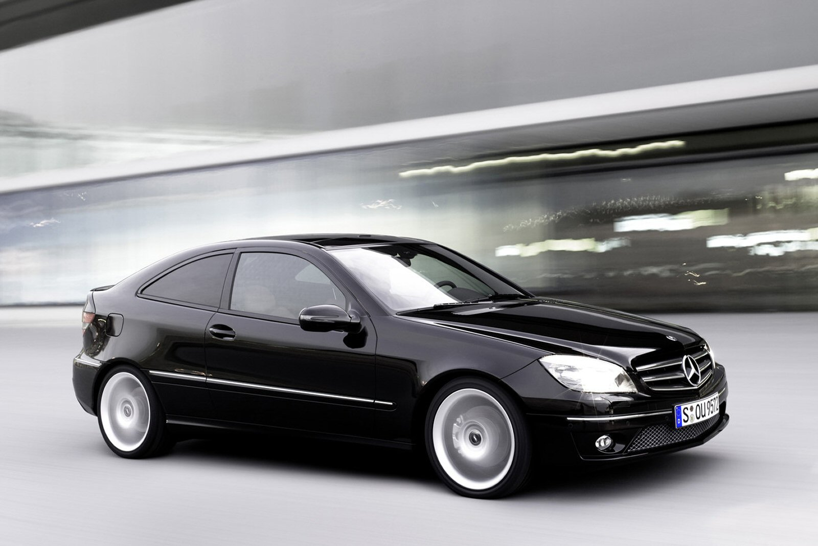 Mercedes-Benz CLC #23