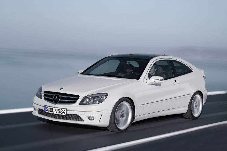 Mercedes-Benz CLC #22