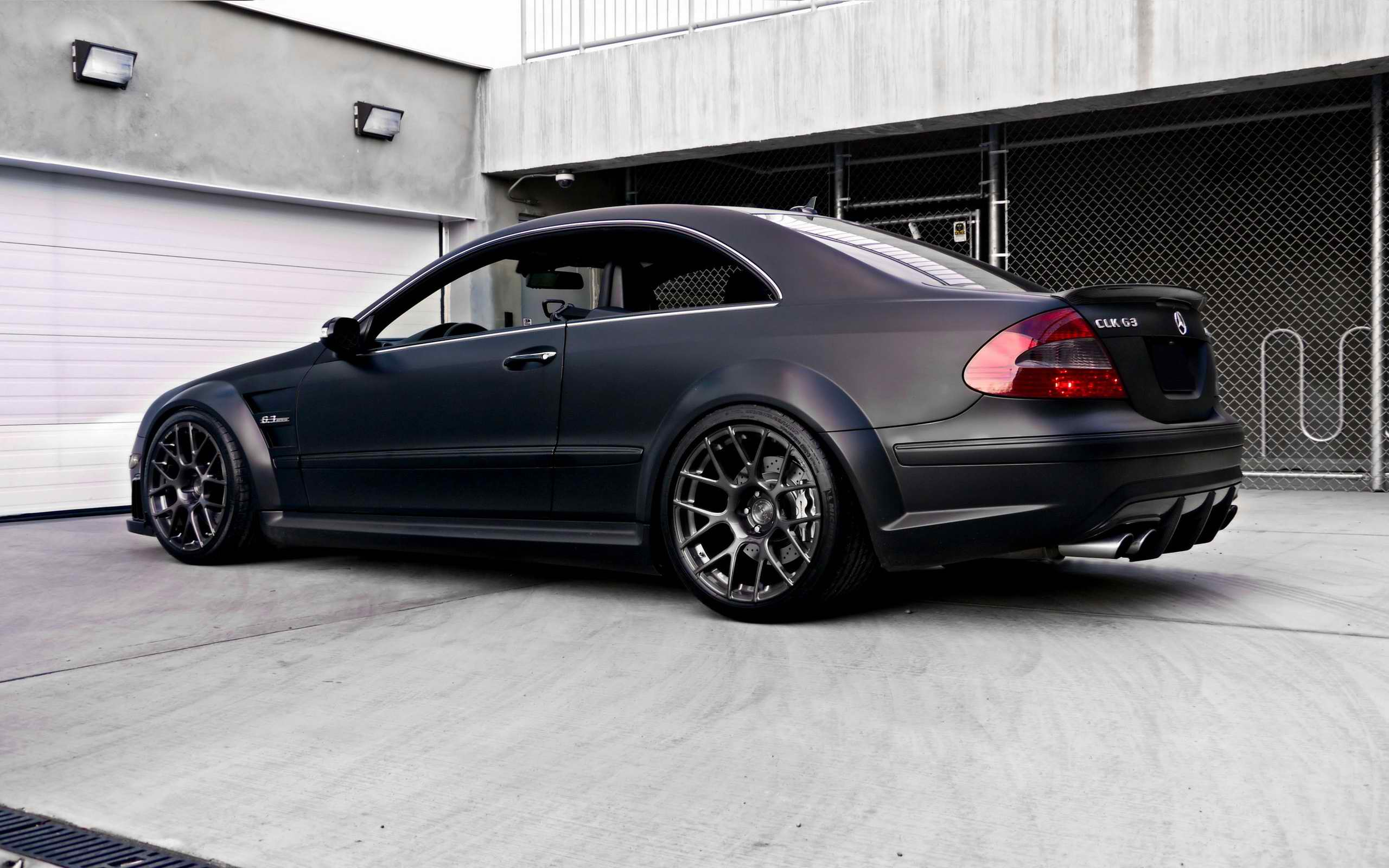Mercedes-Benz CLK #21