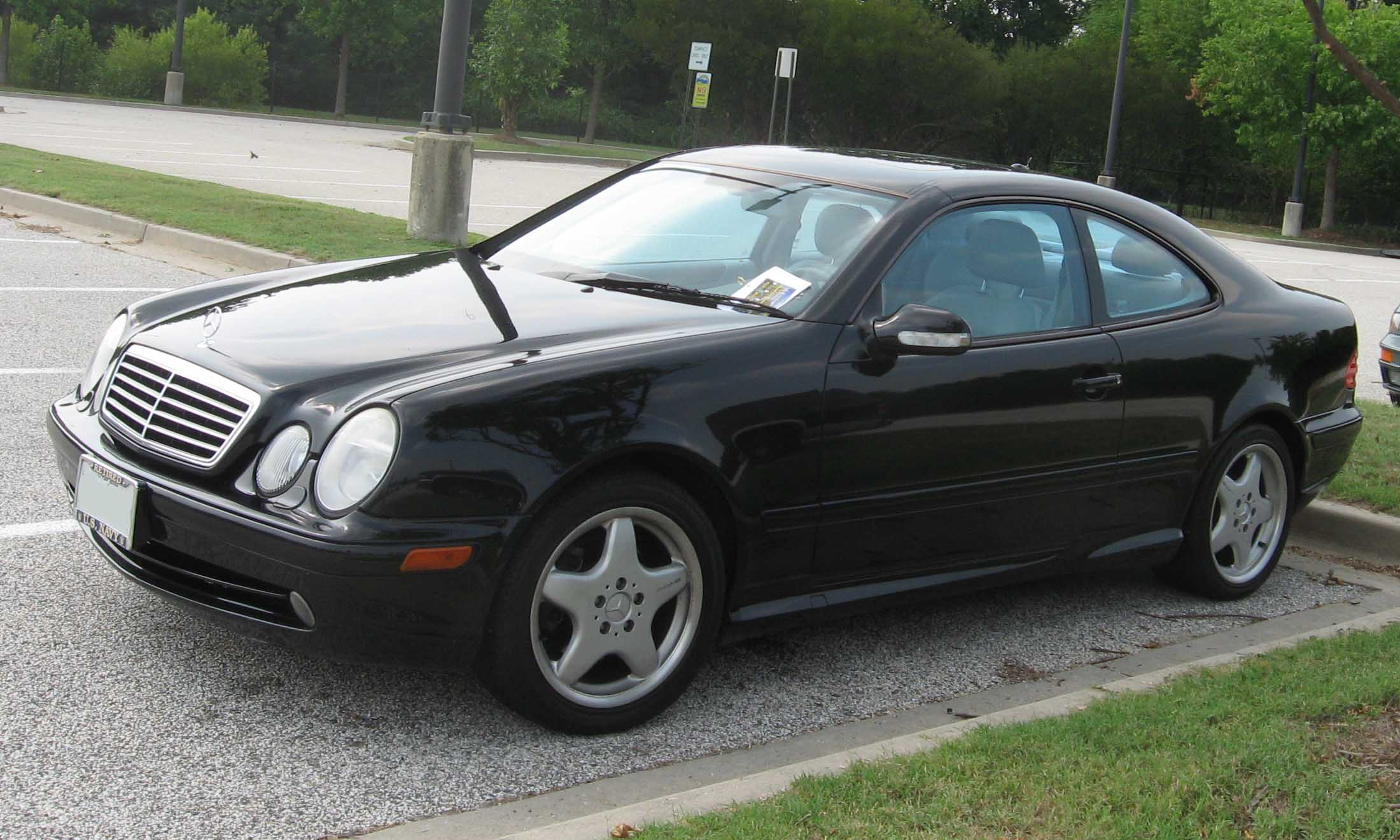 Mercedes-Benz CLK #20