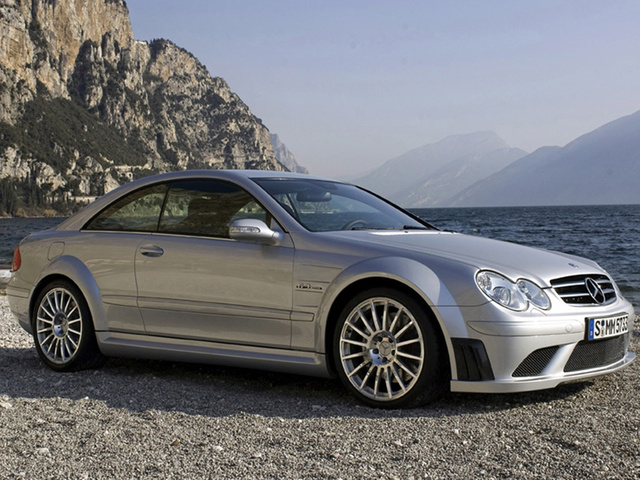 Mercedes-Benz CLK #22