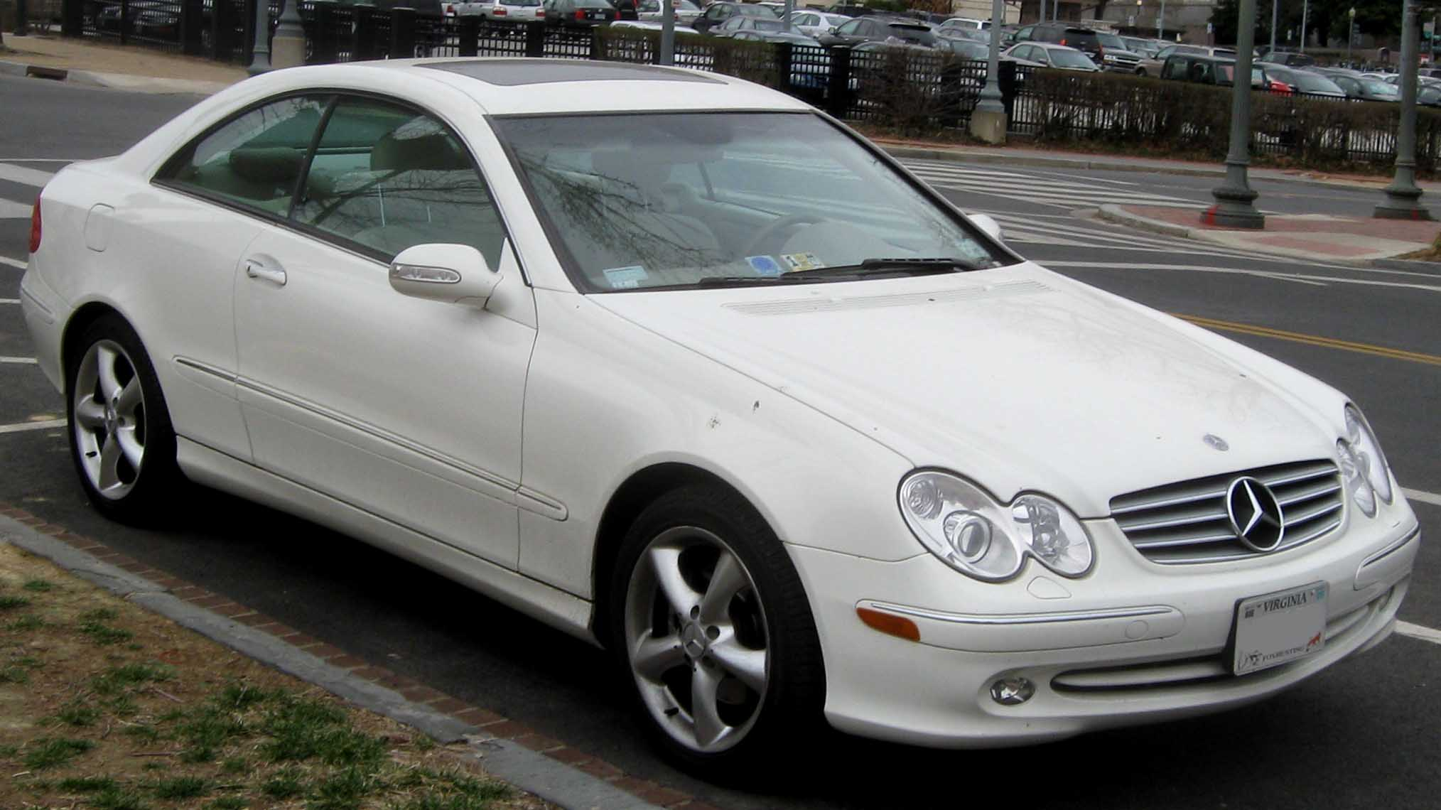 Mercedes-Benz CLK #24