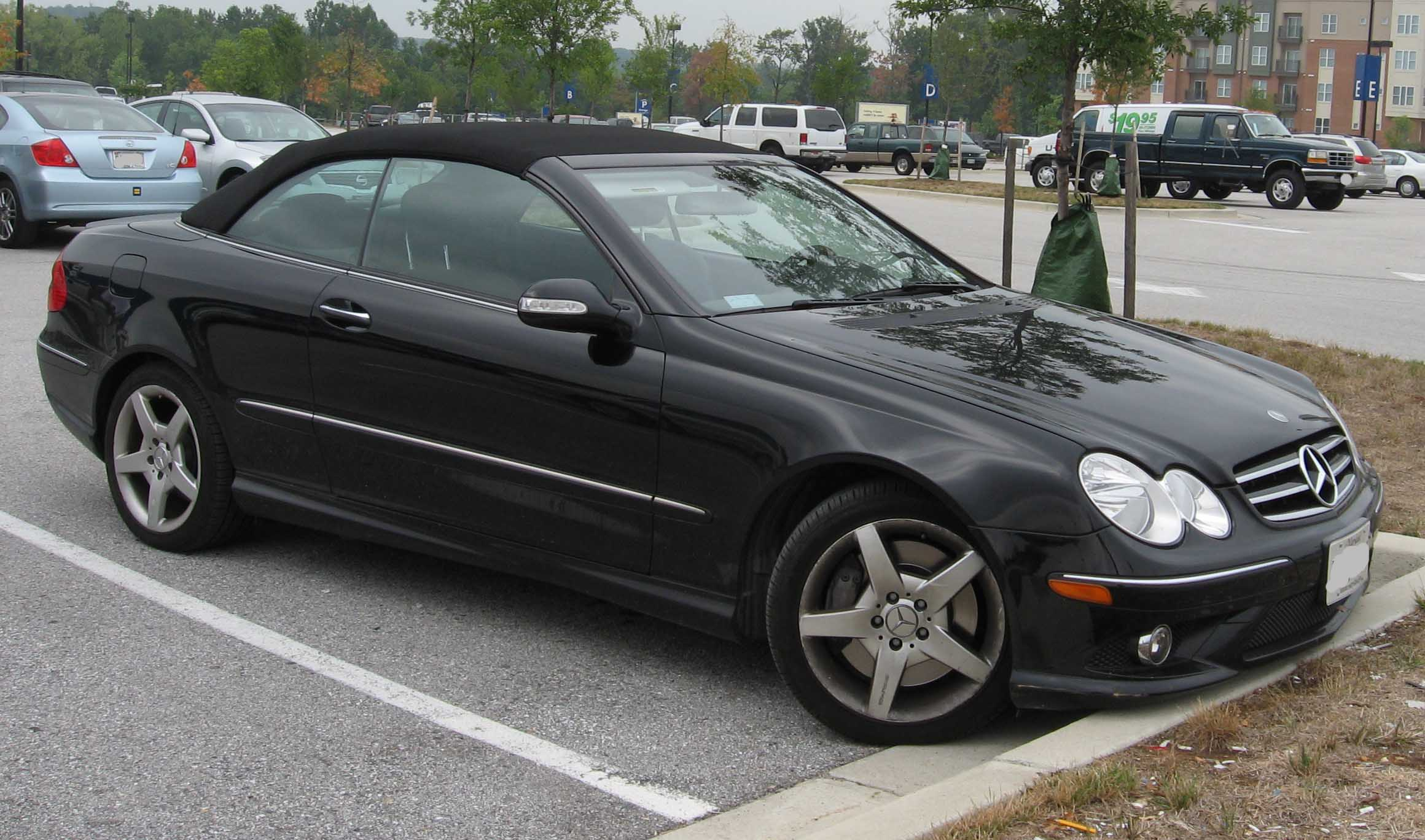 Mercedes-Benz CLK #23