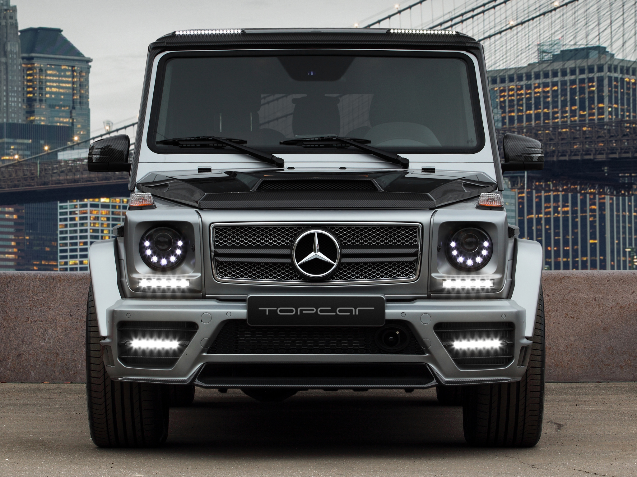 Mercedes Benz G Photos Informations Articles
