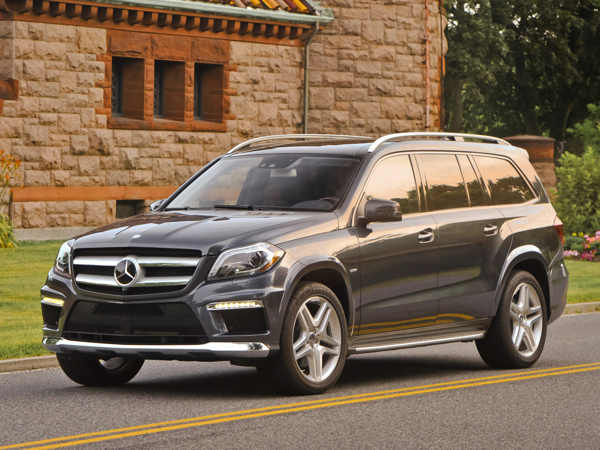 Mercedes-Benz GL #18