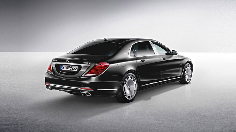 Mercedes-Benz Maybach #20