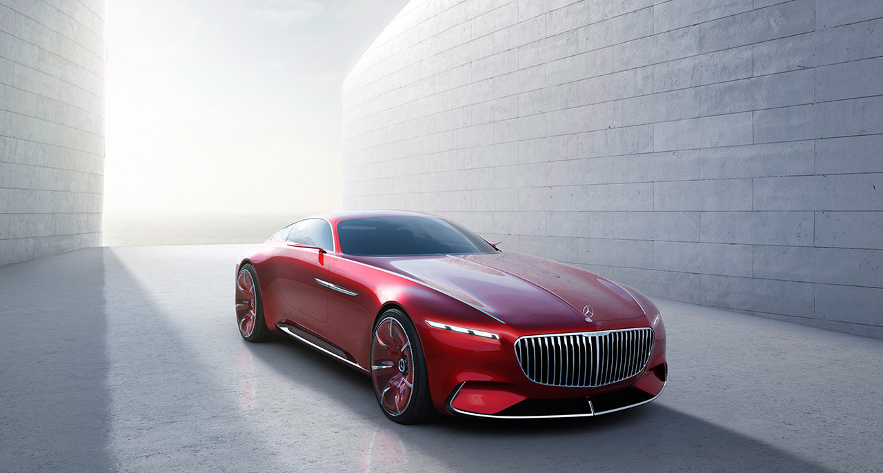 Mercedes Benz Maybach #21