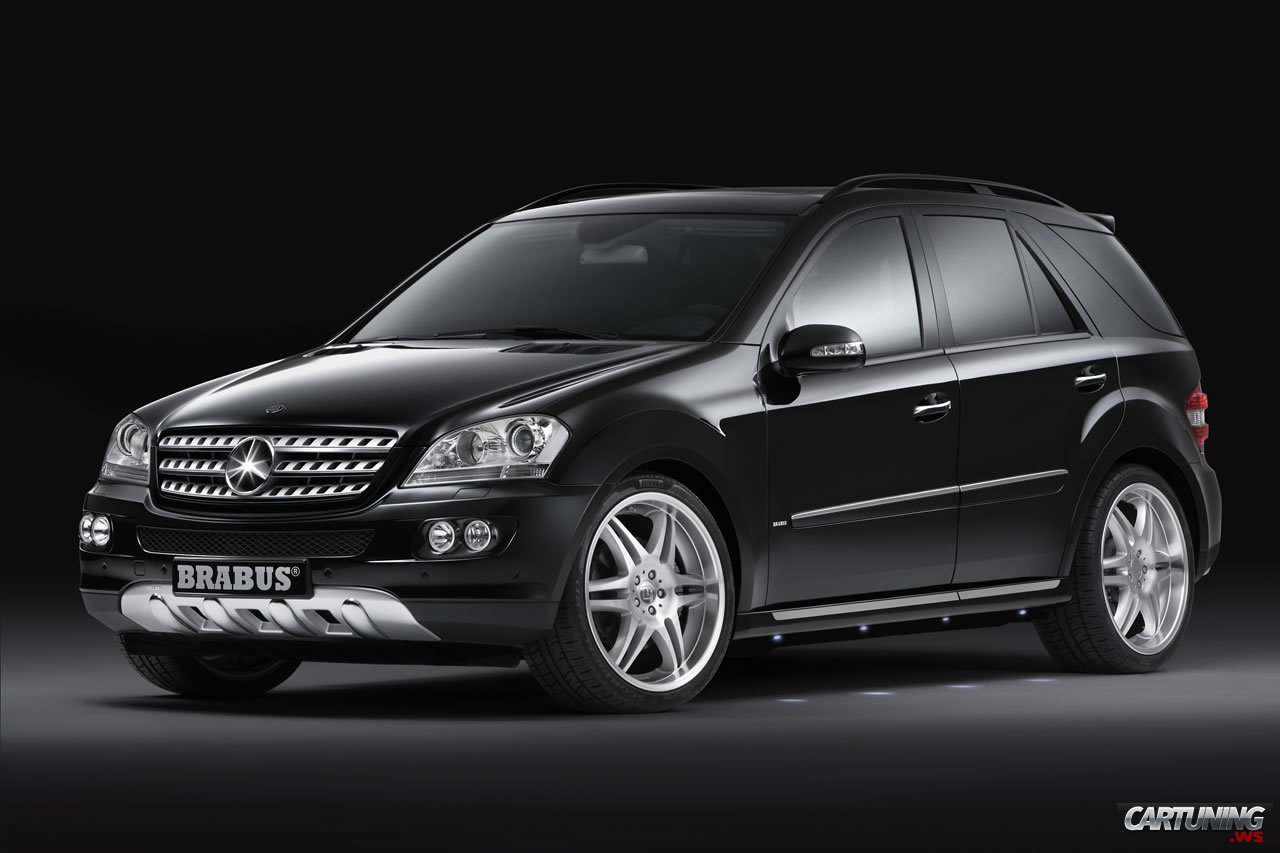 Mercedes-Benz ML #24