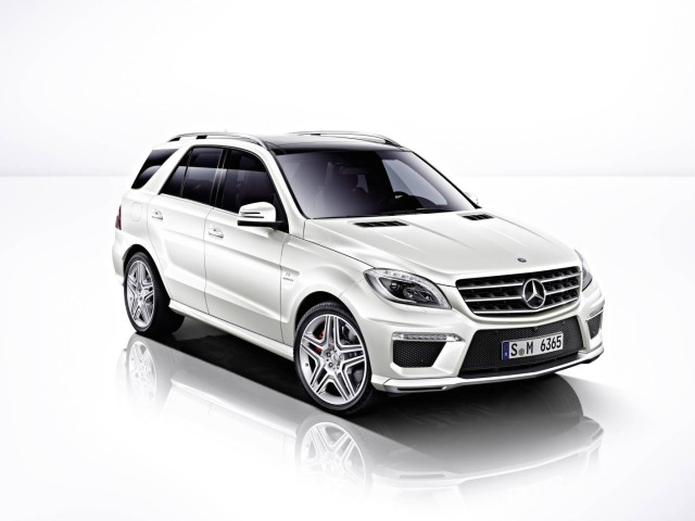Mercedes-Benz ML #22