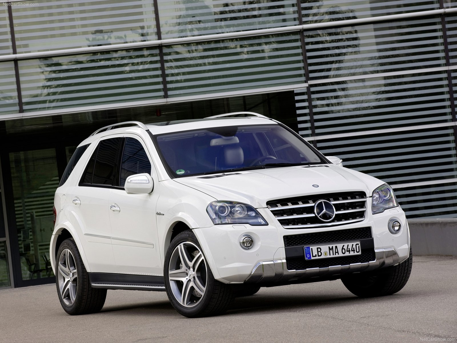 Mercedes-Benz ML #23