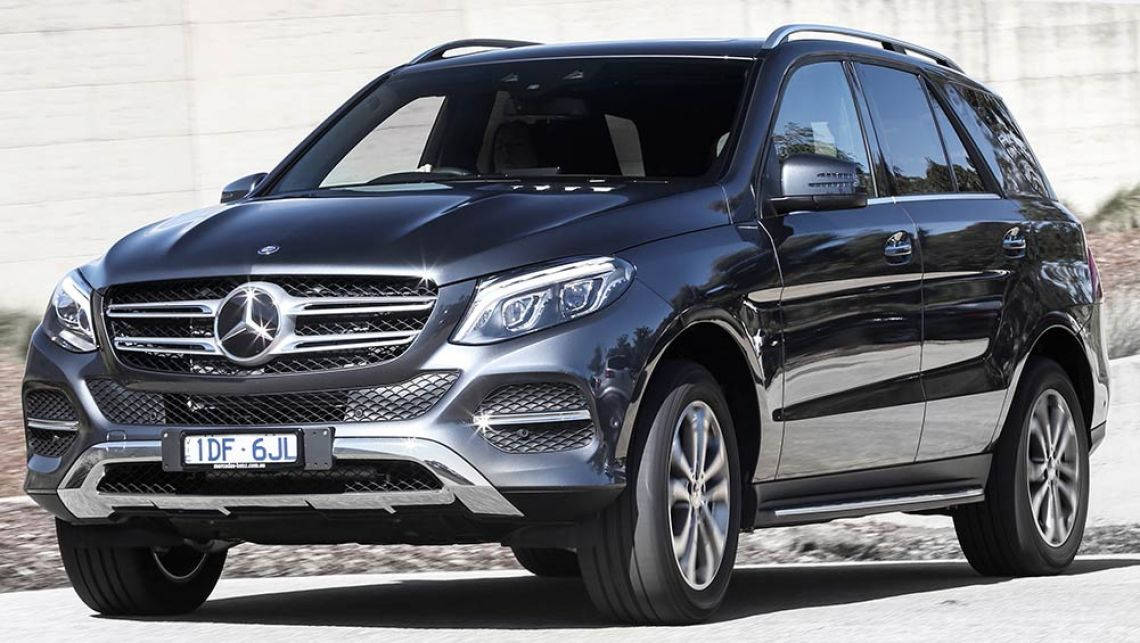 Mercedes-Benz ML #21