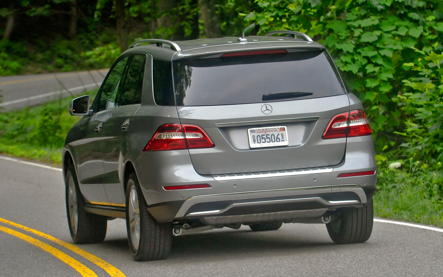 Mercedes-Benz ML #27