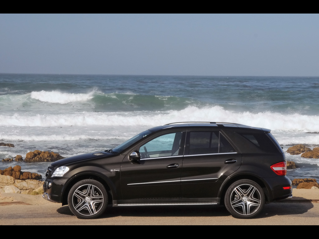 Mercedes-Benz ML #20
