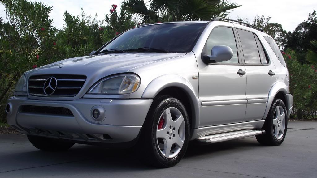 Mercedes-Benz Ml55 Amg #14