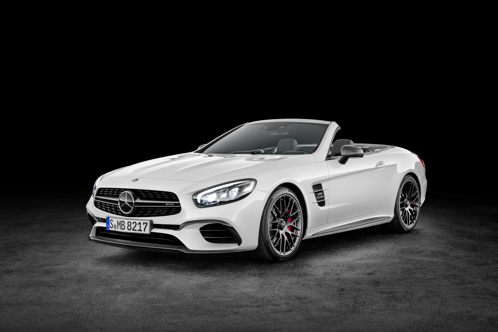 Mercedes-Benz SL #19