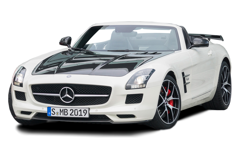 2015 Mercedes-Benz SLS AMG GT Final Edition unveiled