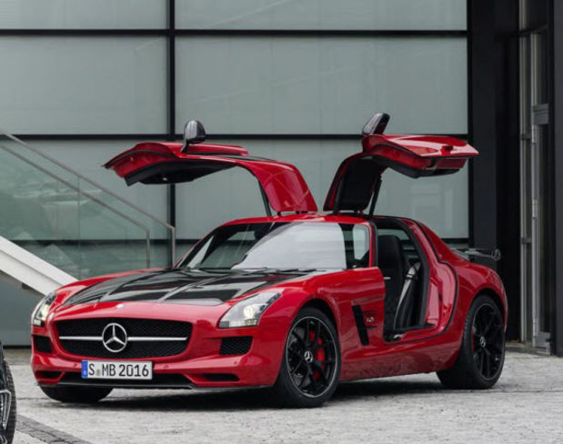 Mercedes-Benz Sls Amg Gt Final Edition #19