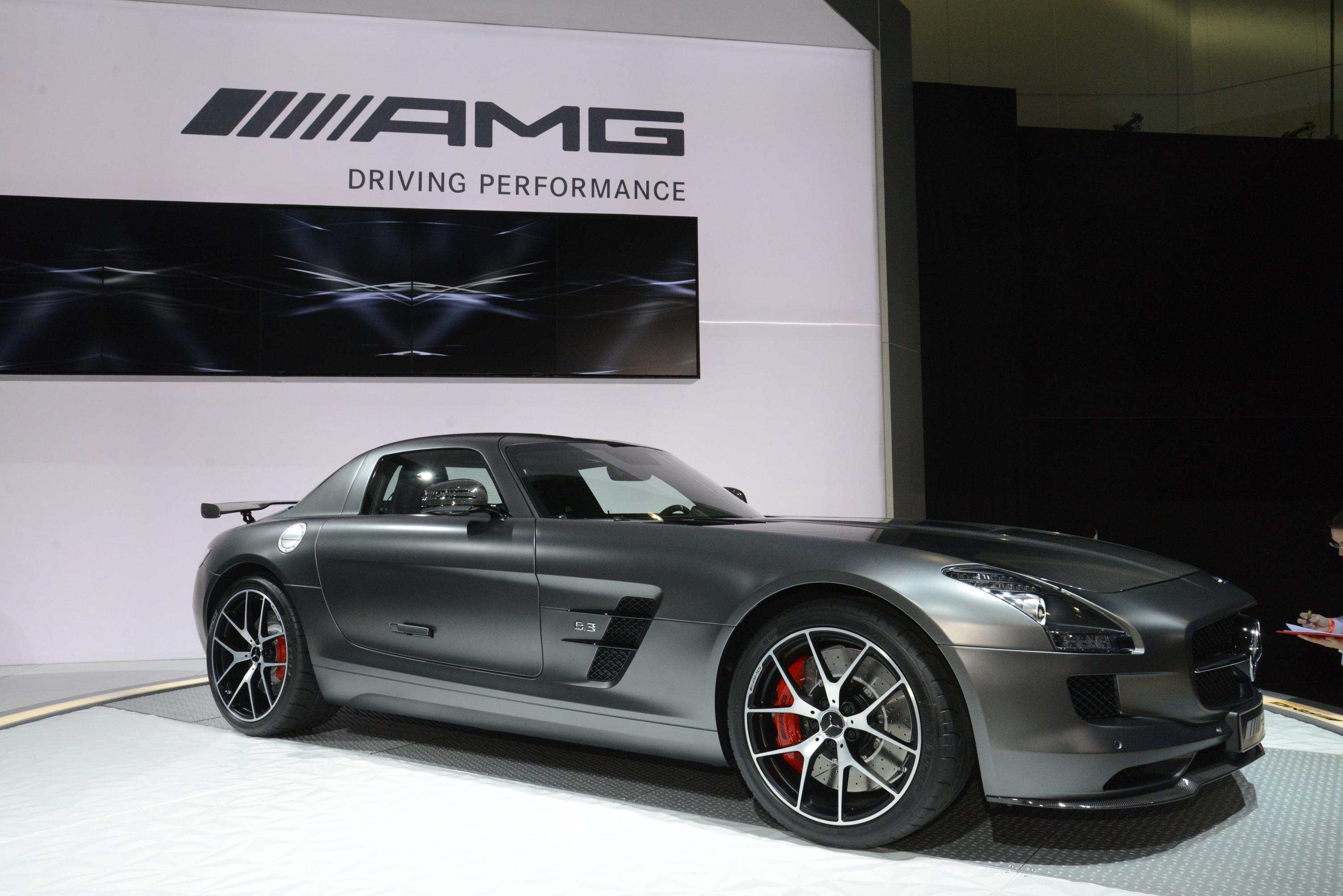 Mercedes-Benz Sls Amg Gt Final Edition #20