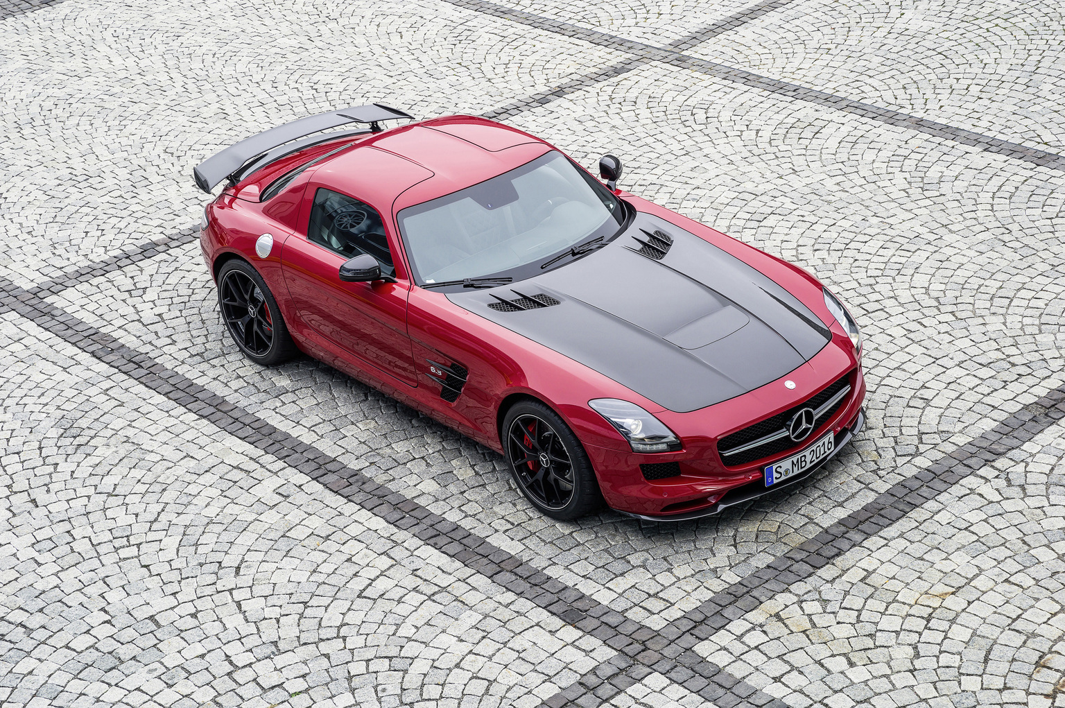 Mercedes-Benz Sls Amg Gt Final Edition #22