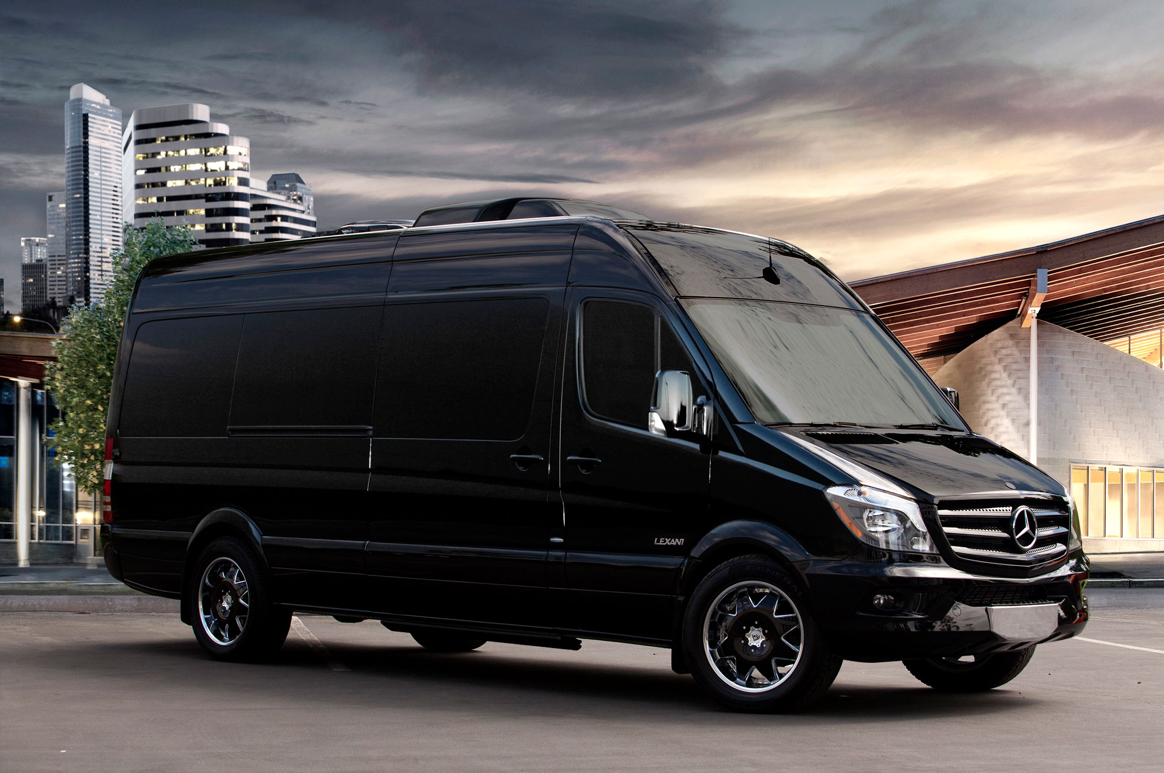 Mercedes-Benz Sprinter #21