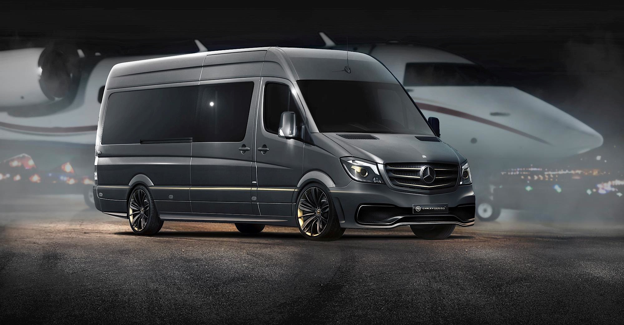 Mercedes-Benz Sprinter #22