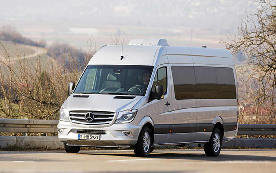 Mercedes-Benz Sprinter #20
