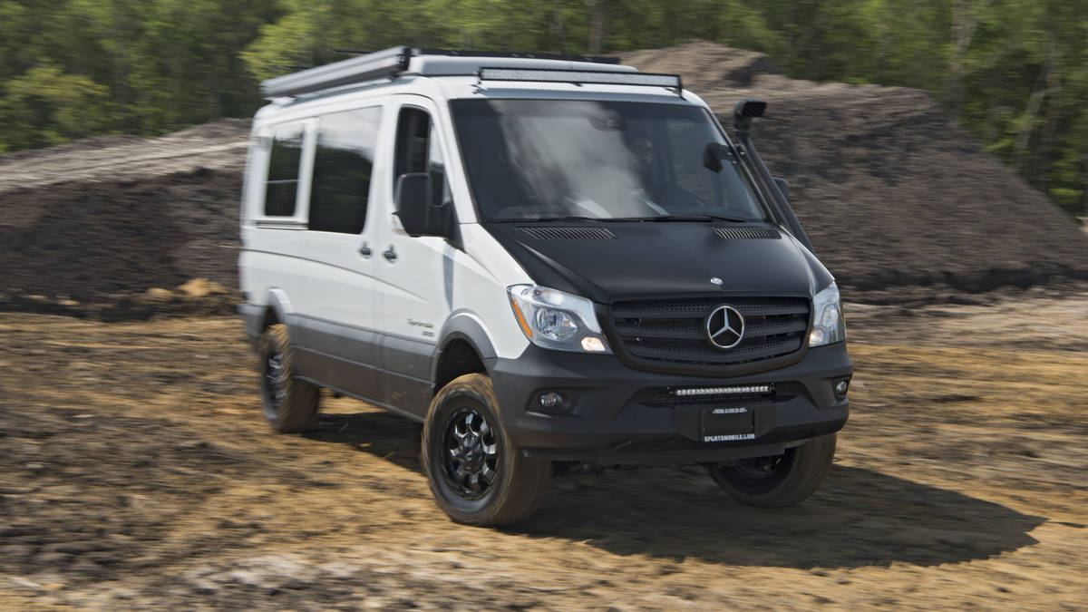 Mercedes-Benz Sprinter Worker #2