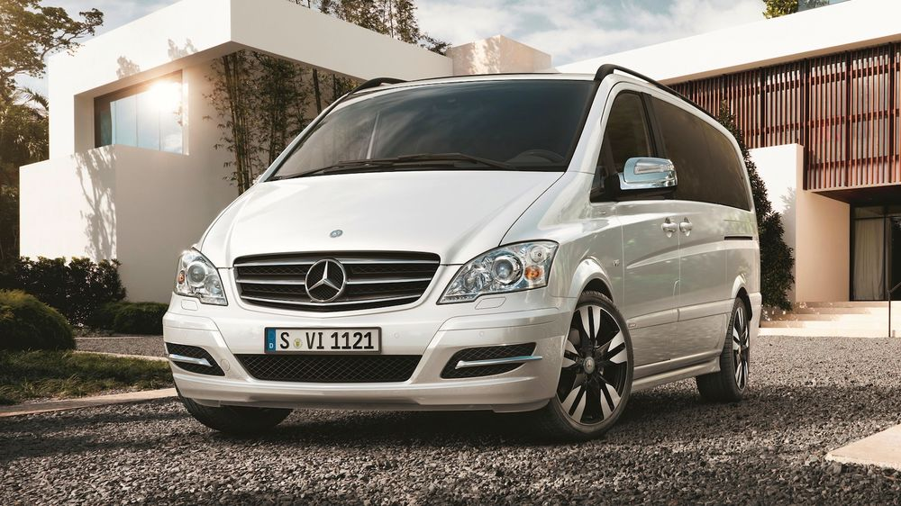 Mercedes-Benz Viano #20