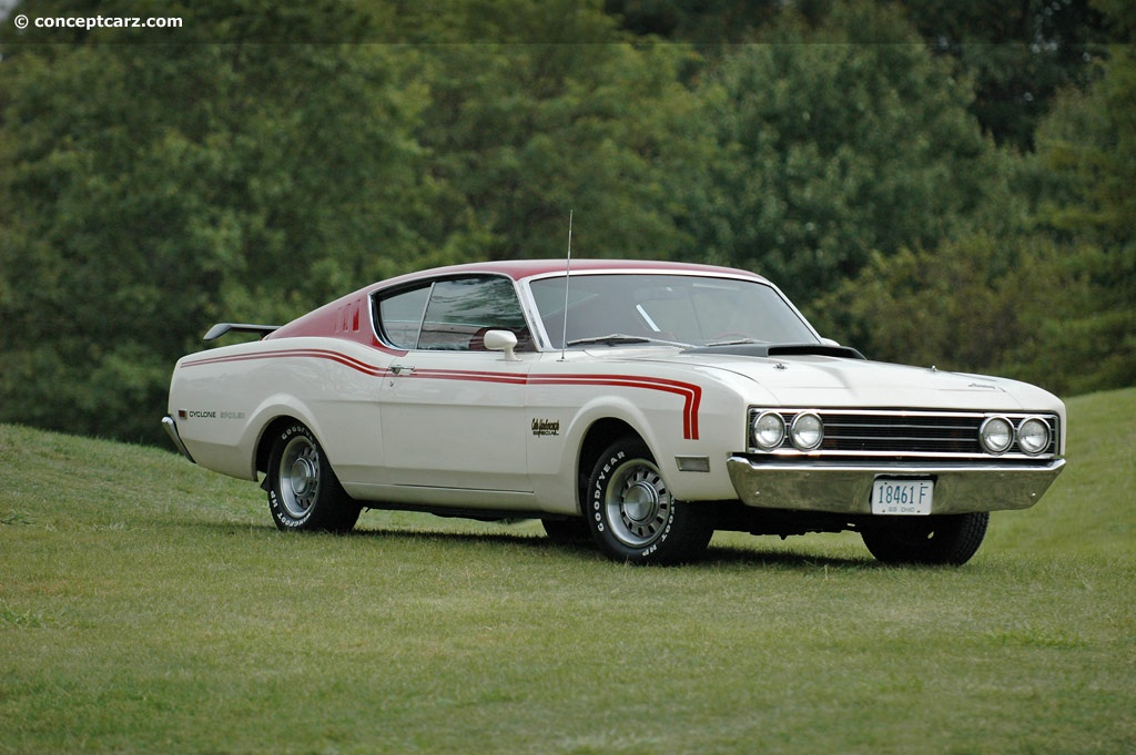 Mercury Cyclone #21