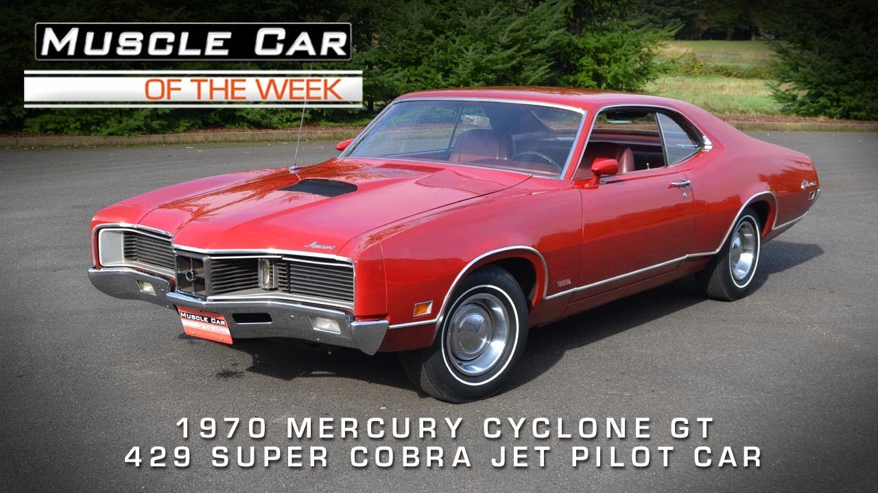 Mercury Cyclone #20