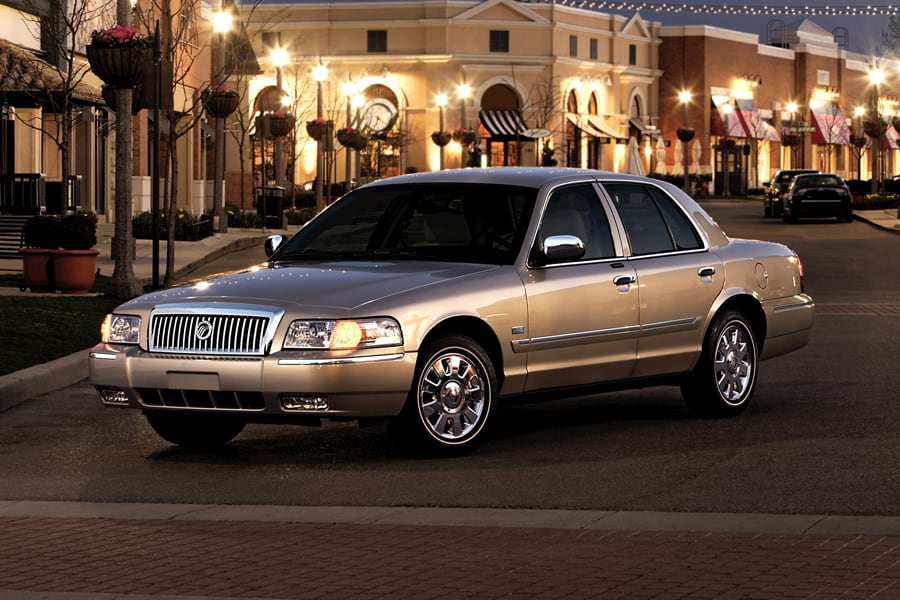 Mercury Grand Marquis #17